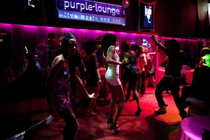 PURPLE LOUNGE Casino du Gosier